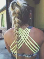 5 cute workout hairstyles