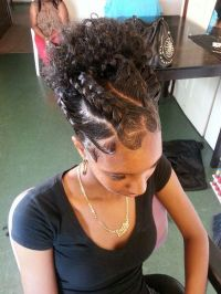 african american fishtail braid hairstyles my hairstyles ...