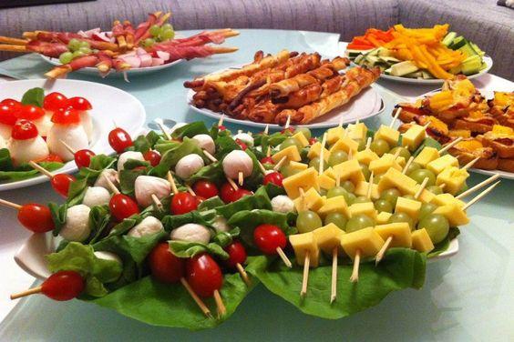 Party Snacks Ideen 3 schnelle und einfache rezepte f r leckere party snacks kindergeburtstag