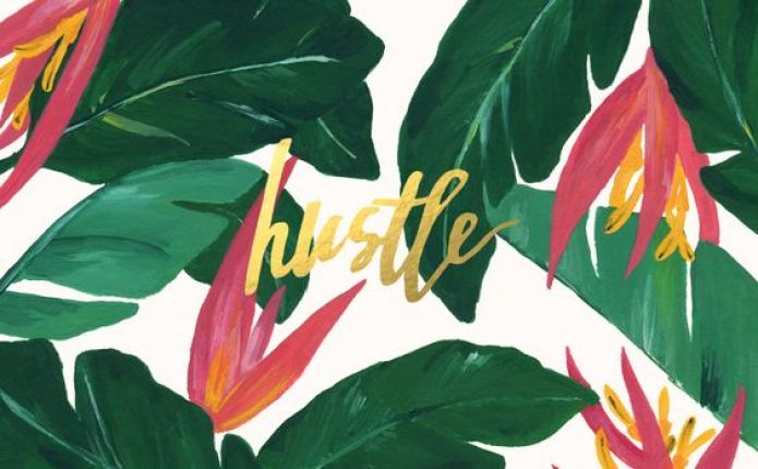 Hustle Summer Desktop wallpaper - Fond d'écran ordinateur summer