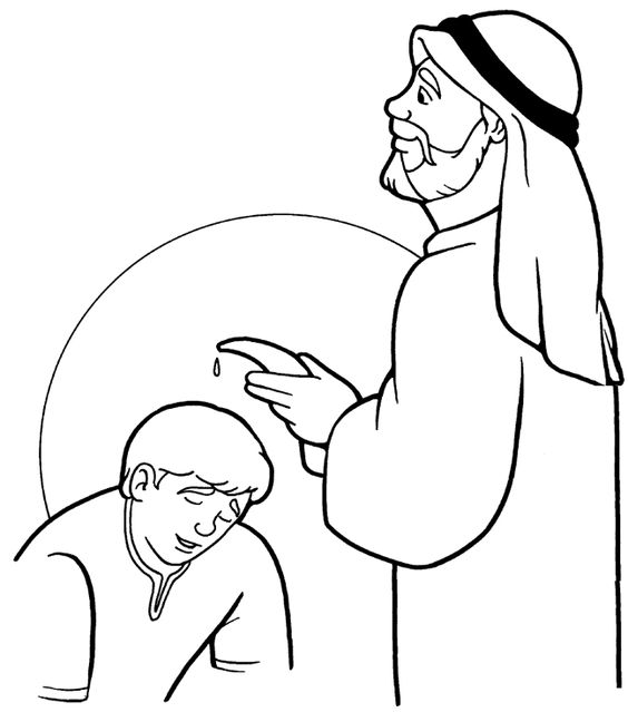 Coloring pages, 'salem's lot and Bible coloring pages on