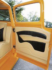 Ford F100 door panel | auto upholstery | Pinterest | Doors ...