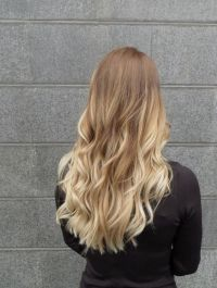 Beautiful, My hair and Light ombre on Pinterest