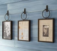 Weston Frame | Pottery Barn- idea for my entryway wall ...