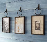 Weston Frame | Pottery Barn- idea for my entryway wall ...