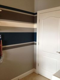$100 Half-Day Designs: Painted Wall Stripes | Gardens ...