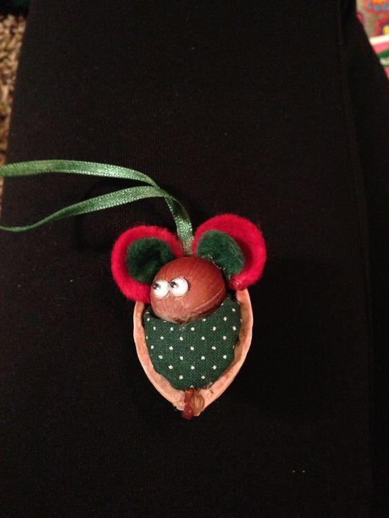 handmade natural christmas ornaments