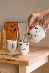 More cute cat homewares and products on www.ddgdaily.com
