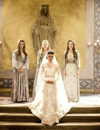 Reign: Wedding. GAH THEY GOT MARRIED AND AND AND IM SO ...