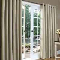 Insulating curtains for sliding glass doors | House Ideas ...