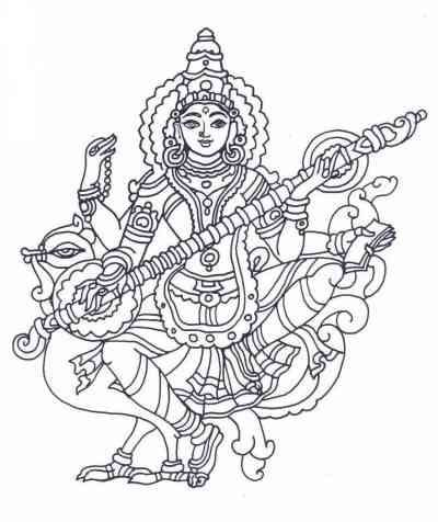 Line drawings, Drawings and Goddesses on Pinterest
