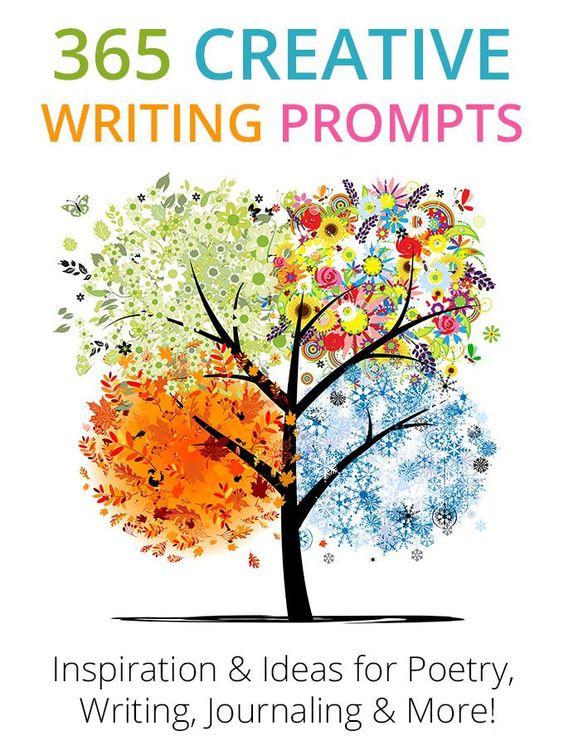 Here are 365 Creative Writing Prompts to help inspire you to write every single day Use them
