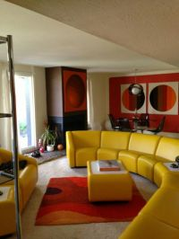 70s living room | Design Inspiration | Pinterest ...