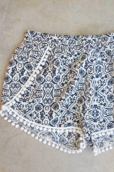 free shorts pattern