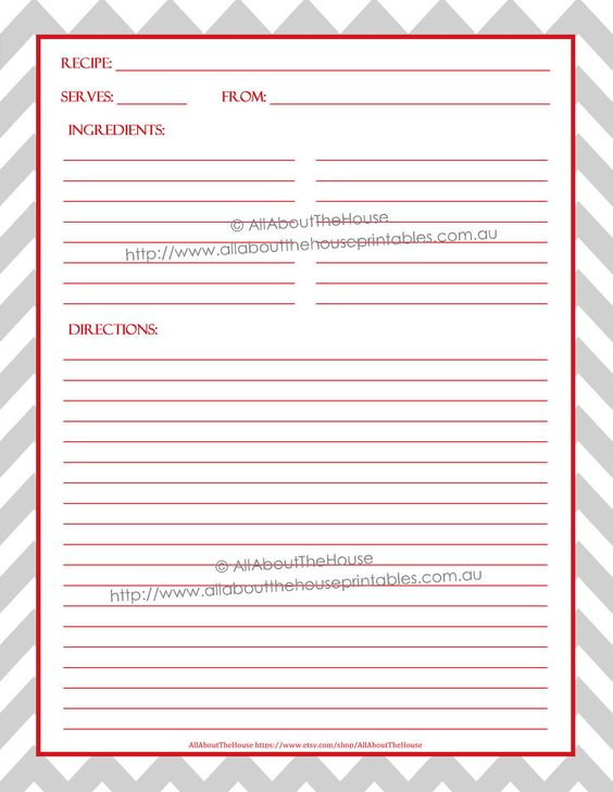 printable recipe binder cover editable sheet dividers recipes