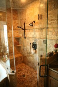 scabos travertine bathroom