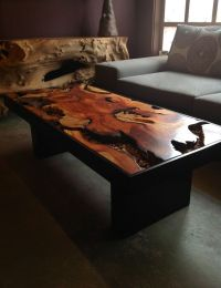 Tree root coffee table | Sequoia Santa Fe | Pinterest ...