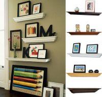 Floating shelves living room   Home   Pinterest   Living ...