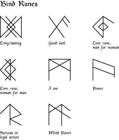 20 Best Bind Rune Peace Tattoos Ideas And Designs