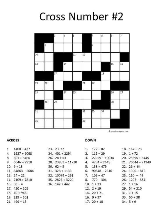 Another brain stimulating math puzzle from Puzzles to
