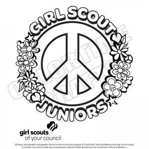 Girl scouts, Signs and Shirt designs on Pinterest