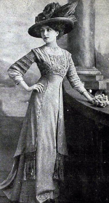Meghan Dixon in 1909: