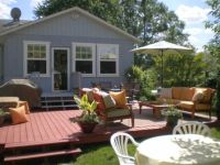 Outdoor Sun deck, Floating deck not attached to house for ...
