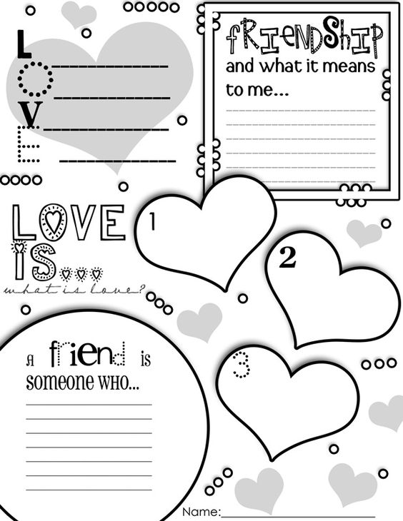 Graphic organizers, Valentines day and Organizers on Pinterest