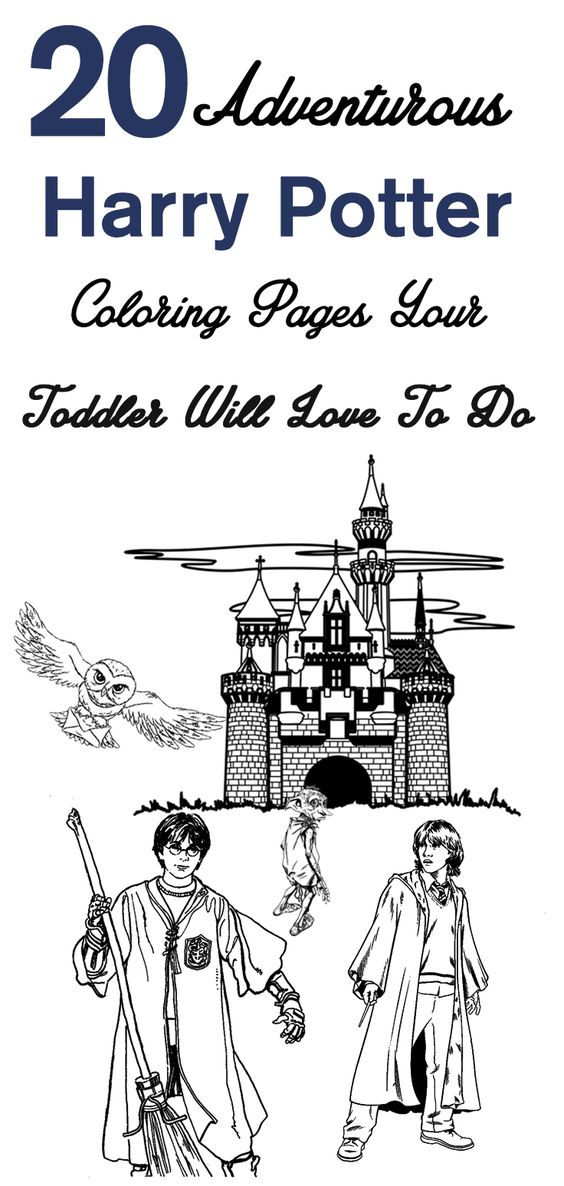Coloring pages, Harry potter and Coloring on Pinterest