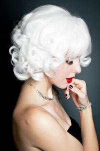 My hair, Snow white and White hair on Pinterest