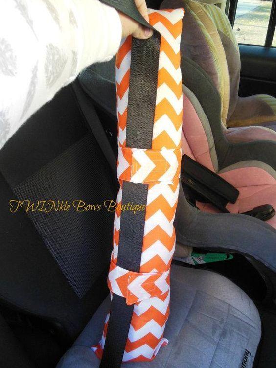 Seat Belt Pillow EASY  Belt Seat belt pillow and Sewing
