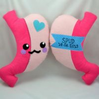 Gastric Sleeve plush toy , Weight Loss Surgery plush toy