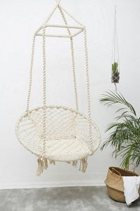Marrakech Natural Swing Chair | Interiors | Pinterest ...