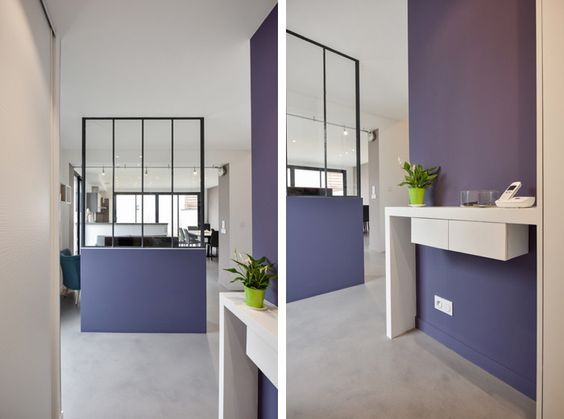 Photos De Couloir Entre Amp Escaliers De Style De Style