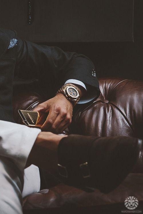 Gentlemen's Club Watch Chanish Ls  Gentleman's Club