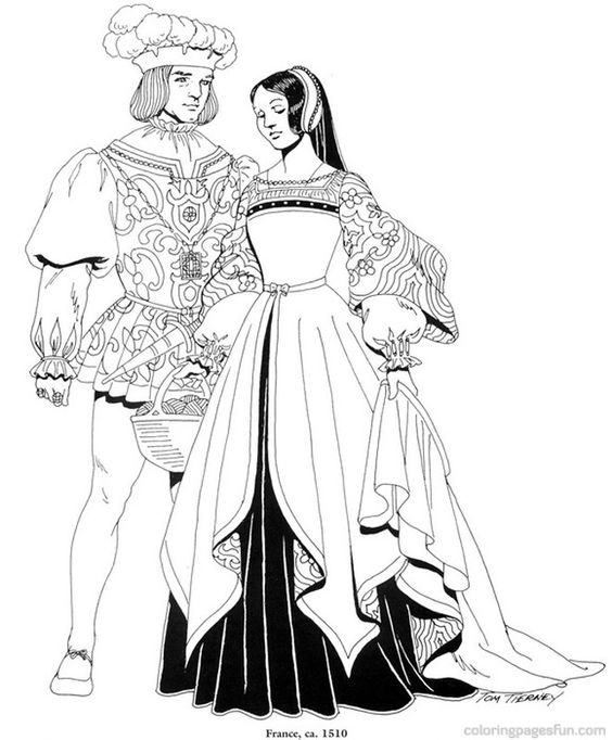 Spanish, Coloring and Free printable coloring pages on