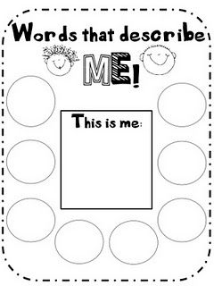 All about me, About me and Sentence writing on Pinterest
