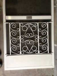 white-decorative-screen-door-protector | ianayris.com ...