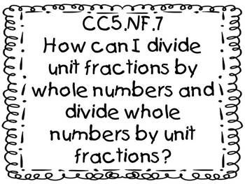 I can statements, Common core math and 5th grades on Pinterest