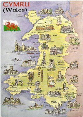 Wales Countries in the world and Other countries on Pinterest