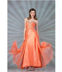 bridesmaid dresses salmon color