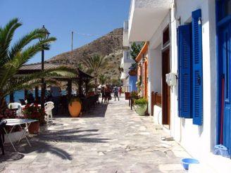 Mirtos bouledvard, Crete