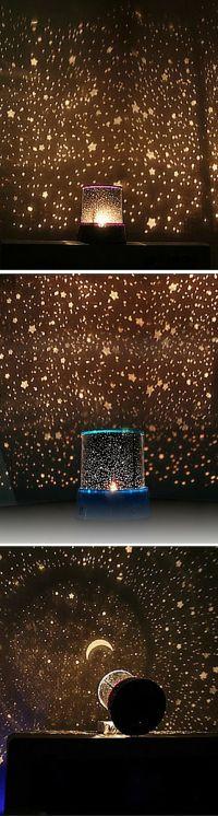 sterrenhemel projector kleurrijke LED-nachtlampje ...