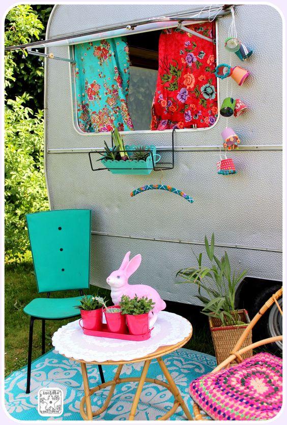 Treiler decorado: