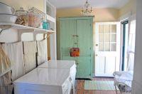 perfectly dreamy shabby chic laundry room :)   shabby chic ...