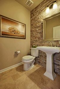 Contemporary bathrooms, Get the look and Textured walls on