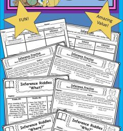 33 Inferences Worksheet 2 Answers - Worksheet Project List [ 1522 x 564 Pixel ]