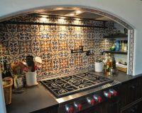 Spanish Tile Backsplash Design, Pictures, Remodel, Decor ...