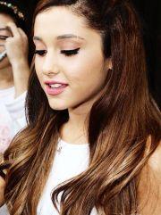 ariana grande hair 2014
