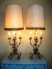 Lamps, Spanish and Tables on Pinterest
